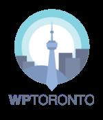 WordPress Toronto Meetup (WPTO) log image.